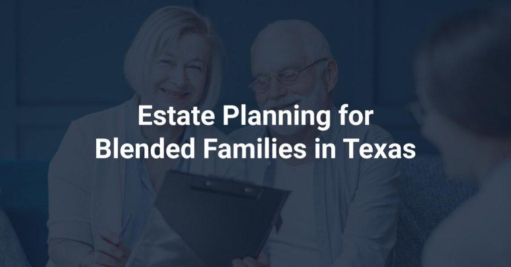 Estate Planning in Texas